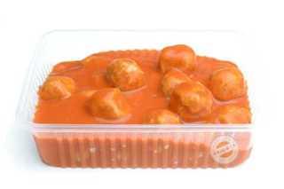 Afbeelding van Balletjes in tomaat